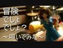【ハルヒ】冒険でしょでしょ?叩いてみたwith超監督(drums cover)