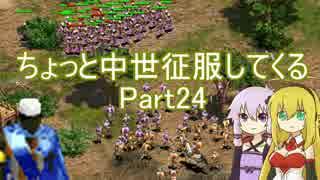 【AoE2】ちょっと中世征服してくる Part24