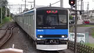 七光台駅(東武野田線/アーバンパークライン)を発着する列車を撮ってみた
