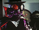 仮面ライダーX 第25話「謎の怪盗 カブト虫ルパン!!」
