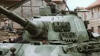 戦車行進曲  Panzer Lied