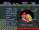 TAS SNES スーパーマリオオールスターズ(マリオ2) warpless by HappyLee in 34:36.61