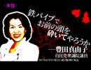 【豊田真由子&KingCrimson】 21世紀のイカれた政治家