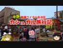 2017 弾丸中国・カシュガル旅行記 #6 夕方