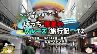 【ゆっくり】クルーズ旅行記 72 FLD → ヒューストン空港