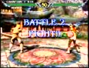 SC3AE対戦動画 ジークvsカサンドラ 2007/05/19 03:11