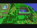 【ポケモンDPPt】シンオウ地方を作りたい55【ゆっくりminecraft】