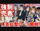 【韓国で売春ローン開始】 指定整形病院で改造⇒払えず強制慰安婦!