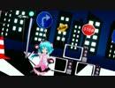 【MMD】MMD太陽系デスコ  【ぷちあぴミク】