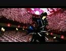 【MMD】桃源恋歌:筆頭【戦国BASARA】