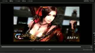 [プレイ動画] 戦国無双4-Ⅱの無限城100階目を甲斐姫でプレイ