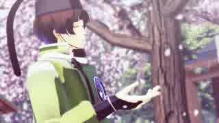 【MMD刀剣乱舞】青江派と三条太刀、大太刀