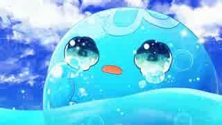 【ONE】水色クラゲ 【オリジナル】