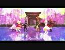 【MMD】 紅魔館組でGirls 【東方MMD】