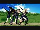 【MMD刀剣乱舞】ハトと刀剣男士2【MMD紙芝居】