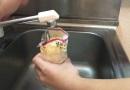 キッチンすっきり!エノキダケの洗い方