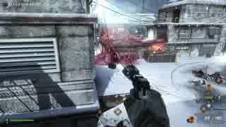 【CoD:Ghosts】 Extinction Nightfall すごい取りにくいところにあるボックス