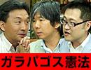 井上武史×篠田英朗×細谷雄一「ガラパゴス憲法」 後編