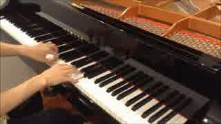 【ピアノ】夜の境内【オリジナル】