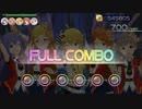 【ミリシタ】 THE IDOLM@STER MillionMix Lv17 (FullCombo/Android8.0.0DP4)