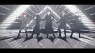 【MMDA3!】軍服秋組でBlack Out thumbnail