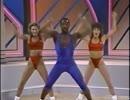 キュウレンジャーOPをエアロビ大会で踊ってみた