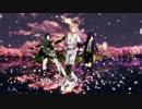 【MMD刀剣乱舞】夢と葉桜【物吉貞宗】【薬研藤四郎】【不動行光】