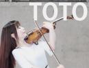 【石川綾子】TOTO『子供の凱旋』をヴァイオリンで超絶演奏してみた