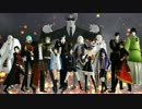 【MMD刀剣乱舞】最後まで逃げきれ!!15振の逃亡中!前半①【MMD紙芝居】
