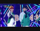【k-pop】블랑세븐(BLANC7)- HELLO 뮤직뱅크 (MusicBank) 170804
