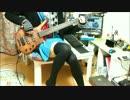 【エロマンガ先生 ED】adrenaline!!! を弾いてみた【ベース】
