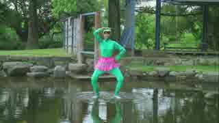 【河童が】かっぱ体操【踊ってみた】