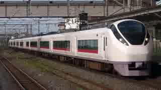 荒川沖駅(JR常磐線)を通過・発着する列車を撮ってみた