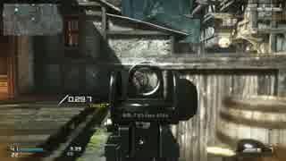 【CoD:Ghosts】 スクワッドモード Cranked @ Mutiny