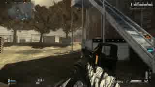 【CoD:Ghosts】 スクワッドモード Blitz @ Warhawk