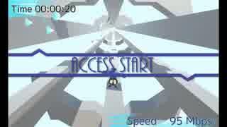 【自作ゲーム】エネの電脳紀行ver1.0【MMDカゲプロ】