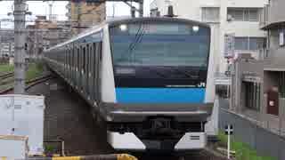 南浦和駅(JR京浜東北線)を発着する列車を撮ってみた