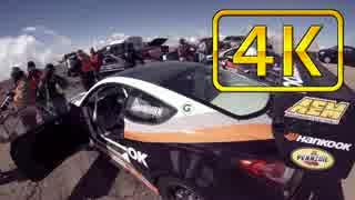 【GoPro】パイクスピーク2017 超スピードのヒルクライム映像【4K】
