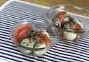 【甘くないおかず白玉!?】白玉ニョッキトマトサラダ