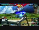 【EXVSMBON】まさにギリギリの戦い トールギスⅢ視点/固定par...