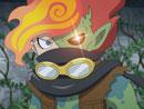 妖怪ウォッチ 第183話 「バスターズトレジャー編 #5 ゾン・ビー・C(チョッパー)」「妖怪の盆踊り」「ラストブシニャンのジャポンの歩き方 「そば」」