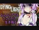 【Dying Light】なんとしてでも生き残る【