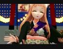 【MMD】振袖レア様で「桃源恋歌」