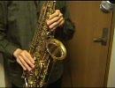 【ニコニコ動画】「隣に…」をアルトサックスとピアノで演奏してみたを解析してみた