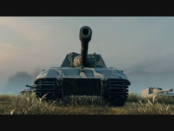 World of Tanks  ASIAクラン Project Railgun PV第2弾1作目。
