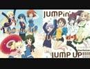 NewGame!!のEDが気づかないうちにきんモザのOPになる~Jumping JUMP UP!!!!~