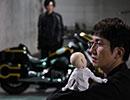仮面ライダーオーズ/OOO 第12話「ウナギと世界と重力コンボ」