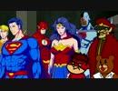 映画『DCスーパーヒーローズ vs 鷹の爪団』本予告
