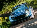 WRC世界ラリー選手権第10戦ドイチェランド ハイライト