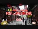 2017 弾丸中国・カシュガル旅行記 #13 最終回 成都散策&帰国